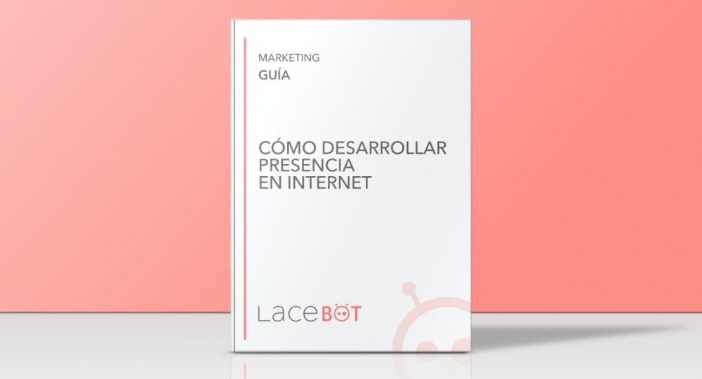 (Desarrollo web en Mallorca) Cómo desarrollar presencia en internet | Guía de Diseño Web en Mallorca creada por Lacebot