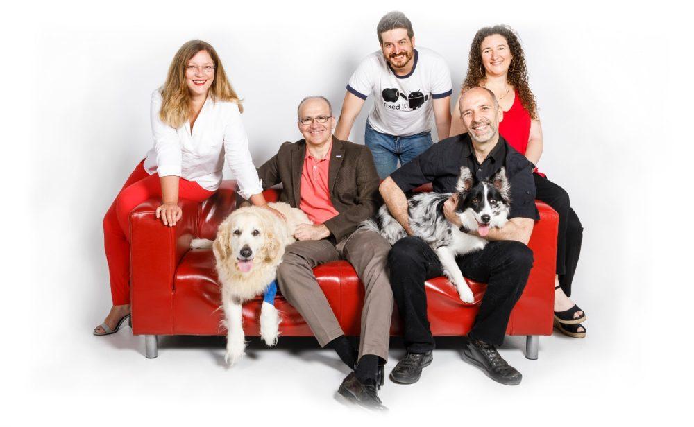 Lacebot. Consultoría y Desarrollo Web Mallorca. Equipo fundador.